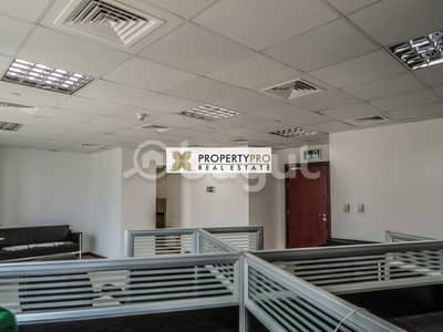 Fitted office  in JLT with Panoramic View