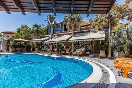 6 Bedroom Villa for Sale in The Villa, Dubai - Fully Upgraded/Extended! Marbella w/Pool