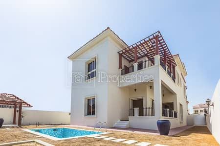 4 Bedroom Villa for Sale in The Villa, Dubai - Lowest price Custom w/ Elevator + Pool