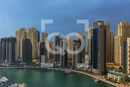 1 Bedroom Apartment for Rent in Dubai Marina, Dubai - Attessa | Large One Bed | High Floor | Well kept