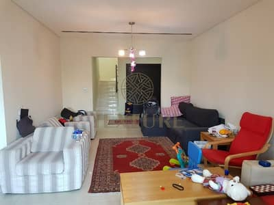 2 Bedroom Villa for Rent in Jumeirah Village Circle (JVC), Dubai - Large 2BR+Maid Villa with Private Garden