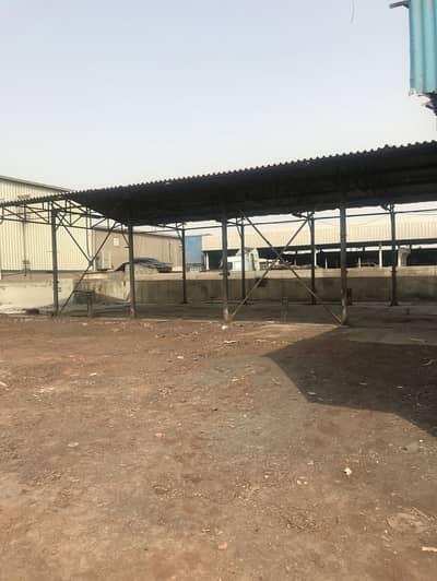 Industrial Land for Rent in Al Quoz, Dubai - Commercial land for rent in Al Quoz