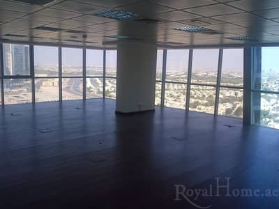 Office for Rent in Jumeirah Lake Towers (JLT), Dubai - READY TO MOVE IN OFFICE IN INDIGO TOWER