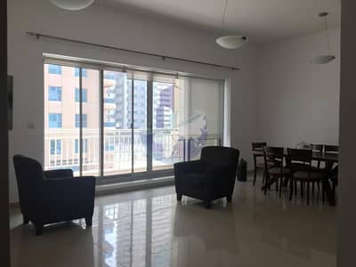 1 Bedroom Flat for Rent in Dubai Marina, Dubai - Fully Furnished 1 BHK For Rent Near Tram