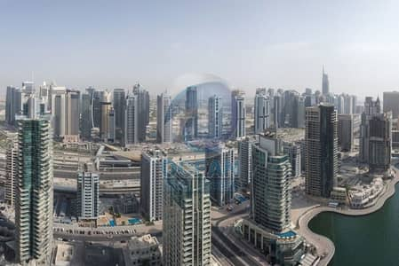2 Bedroom Apartment for Sale in Dubai Marina, Dubai - High floor