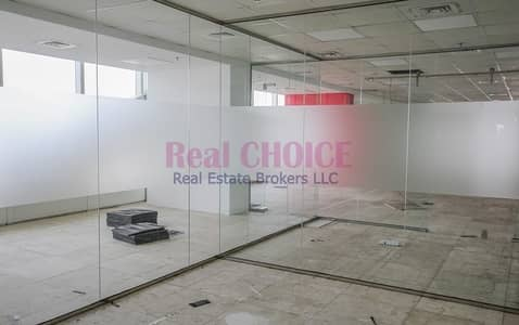 Floor for Rent in Sheikh Zayed Road, Dubai - In a Strategic Location|Full Floor|4 Chqs