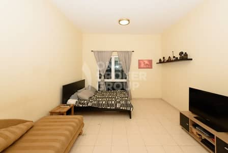Studio for Sale in Discovery Gardens, Dubai - Immaculate Studio with Community View
