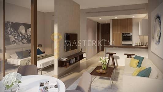 Studio for Sale in Dubai Marina, Dubai - High Floor Luxurious Studio with Sea View