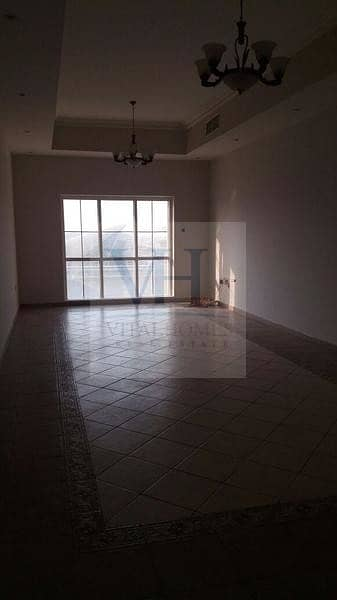 3 Bedroom Flat for Rent in Al Barsha, Dubai - SHARAF DG METRO 3BR APTBALCONY FOR RENT!