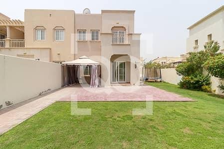 فیلا 2 غرفة نوم للايجار في الينابيع، دبي - Springs 3 Type  4E 2 Bedrooms With Study | Ready Garden