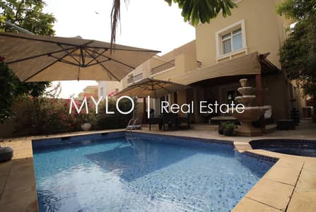 3 Bedroom Villa for Sale in Arabian Ranches, Dubai - Well Maintained 1E | 3 bed | Private Pool
