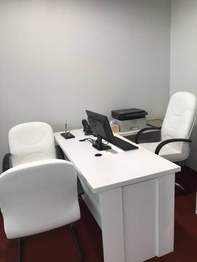 Office for Rent in Al Karama, Dubai - FULLY SERVICED SUSTAINABILITY DESK SPACE !! FREE DEWA