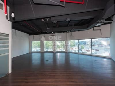Office for Rent in Umm Suqeim, Dubai - Semi Fitted Office - Umm Sequim Main Rd
