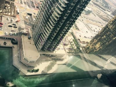 Office for Rent in Jumeirah Lake Towers (JLT), Dubai - GREAT CATCH! OPEN PLAN OFFICE WITH STUNNING VIEWS IN JLT