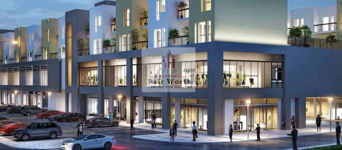 3 Bedroom Villa for Rent in International City, Dubai - Single Raw Villa Facing International City