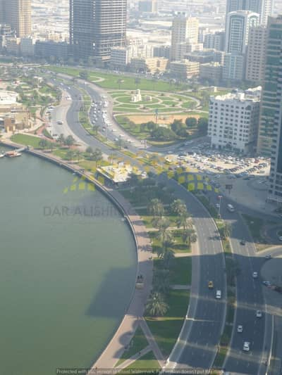 3 Bedroom Hall With Partial sea View and 1 Covered Parking in Ameer Bu Khamseen Tower
