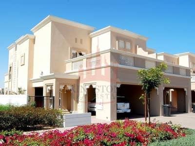 5 Bedroom Villa for Rent in Dubai Silicon Oasis, Dubai - 5 BR Villa  Maids Room  Free Landscaped Garden