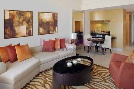 1 Bedroom Hotel Apartment for Rent in Bur Dubai, Dubai - Also Available for 6 Months|Furnished 1BR