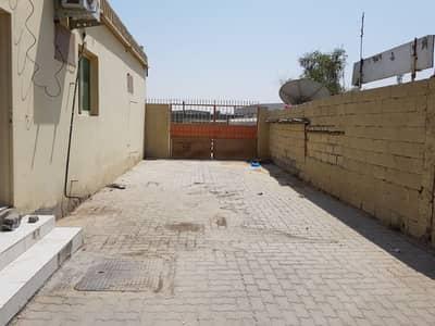 Industrial Land for Rent in Ajman Industrial, Ajman - Spacious Open land in New Saniaya, Ajman