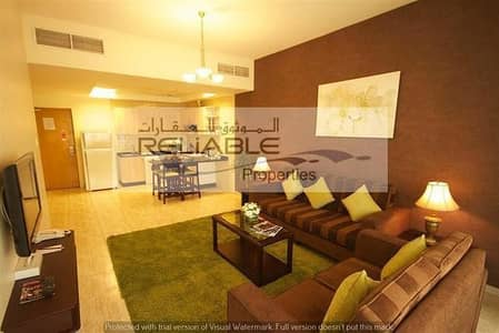 Live in Furnished and Serviced 1 bedroom apartment