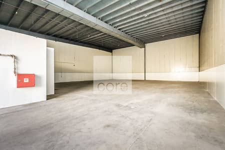Warehouse for Rent in Mussafah, Abu Dhabi - Fitted Warehouse for Rent in Mussafah