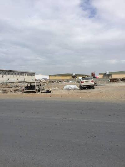 Industrial Land for Sale in Al Jurf, Ajman - INDUSTRIAL LAND FOR SALE IN AL JURF AJMAN  ON MAIN ROAD