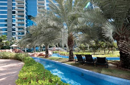 1 Bedroom Flat for Sale in Palm Jumeirah, Dubai - Ground Floor 1 Bed | EASY ACCESS TO POOL