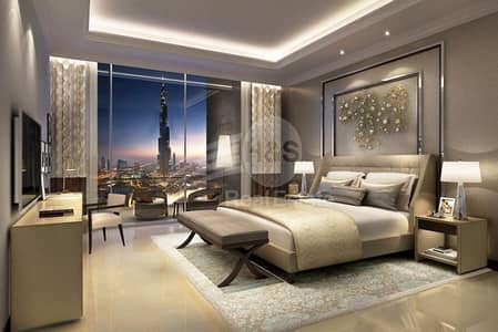 1 Bedroom Apartment for Sale in Downtown Dubai, Dubai - Luxury Apartments with Full View of Downtown Dubai