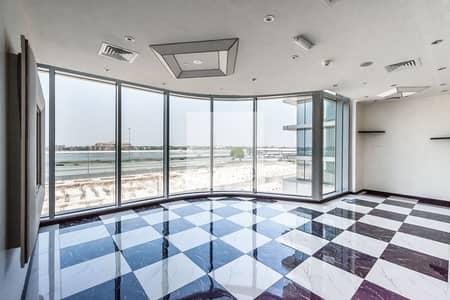 مکتب  للايجار في البطين، أبوظبي - Fully Fitted Office Space with 5 Parkings