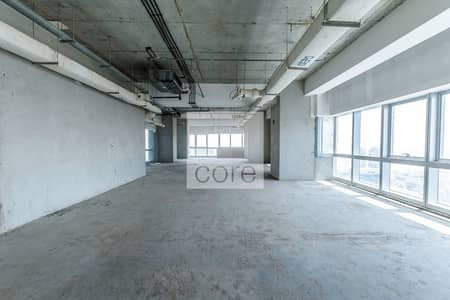 High floor office available in The One