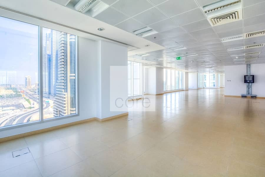 2 Fitted full office I Floor vacant I Rent