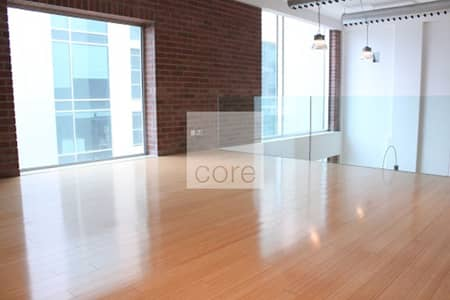 Office for Rent in Dubai Media City, Dubai - Available fitted office in The Loft Office
