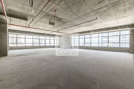 Office for Rent in The Greens, Dubai - Spacious shell and core office available