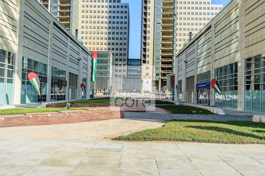 10 Spacious shell and core retail available