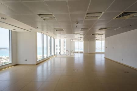 Fitted office with high quality finishes