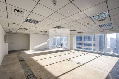 Office for Rent in Dubai Media City, Dubai - Available! Fitted office | Al Thuraya 1