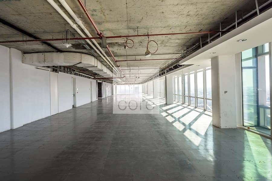 2 Shell and Core office available I Grade A