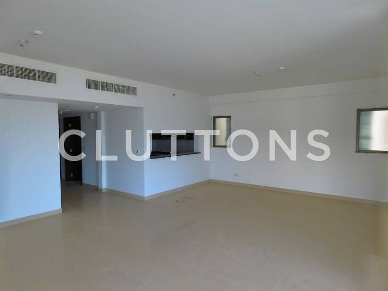 Upcoming two bedroom unit with balcony in Amwaj