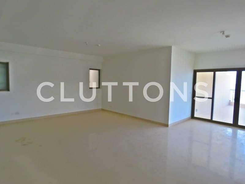 5 Upcoming two bedroom unit with balcony in Amwaj