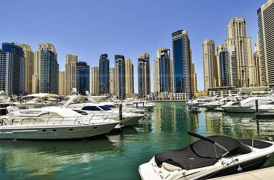 4 Sea VIew Fully Furnished Unit in Marina 101