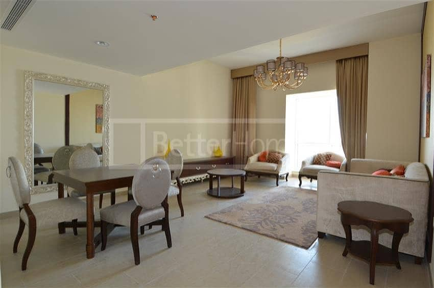6 Sea View Furnished Unit - Marina 101