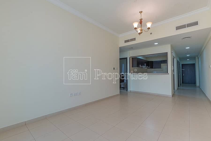 Spacious 2 Bedroom Apt with an Open View