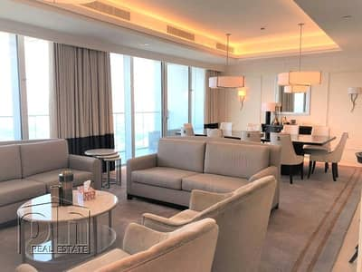 4 Bedroom Apartment for Sale in Downtown Dubai, Dubai - Amazing 4 Bed - High Floor - Best Price