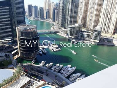 1 Bedroom Apartment for Sale in Dubai Marina, Dubai - Superb Investor 1 Bed in Address Marina