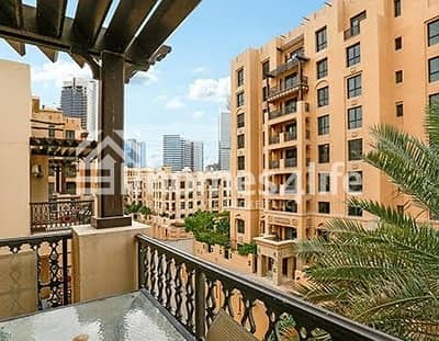 2 Bedroom Apartment for Sale in Old Town, Dubai - 2 BR  in Kamoon Old Town with Nice View
