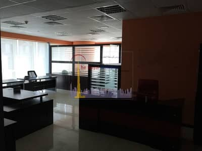 GREAT DEAL! -FULLY FURNISHED LARGE OFFICE