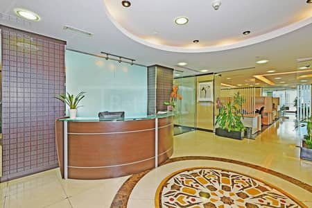 Fully Fitted office now for Sale in JLT