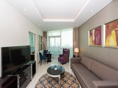 1 Bedroom Flat for Rent in Downtown Dubai, Dubai - 1BR Canal