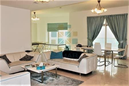 3 Bedroom Flat for Rent in Dubai Marina, Dubai - Spacious 3 Beds Maids Room Marina Facing next to metro