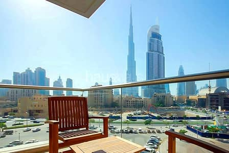 2 Bedroom Apartment for Rent in Downtown Dubai, Dubai - Great Layout |  Furnished | Chiller Inc.